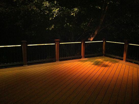 Deck Lighting Get Decked Inc